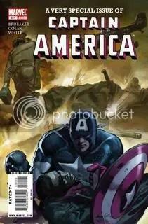 Captain America 601