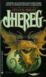 Jhereg cover