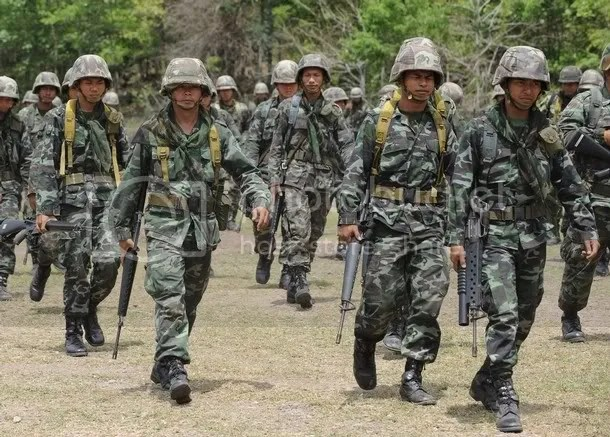 Some More Photos From Cobra Gold 2008 [2] | Thai Military