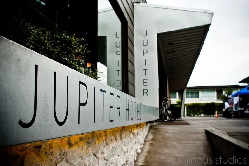 Jupiter Hotel, Portland Oregon
