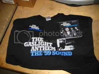 gaslight anthem shirt