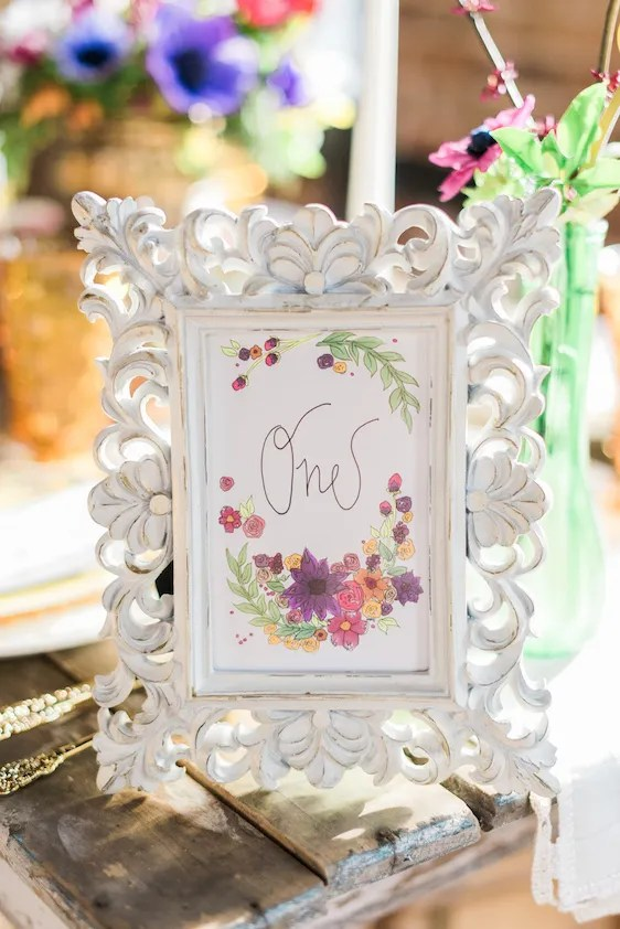 Jewel Tone Styled Shoot with Homespun Details - www.theperfectpalette.com - A.J. Dunlap Photography, C & D Events, Pine State Flowers