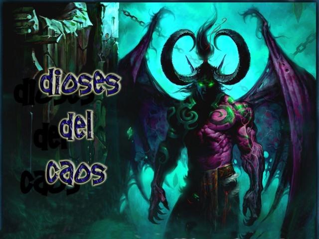 Dioses del caos