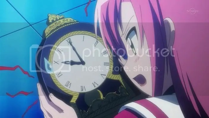 The clock is innocent!