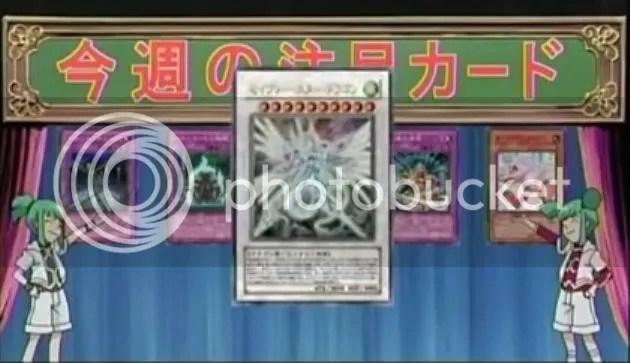 Key Card of the Week: Savior Star Dragon!