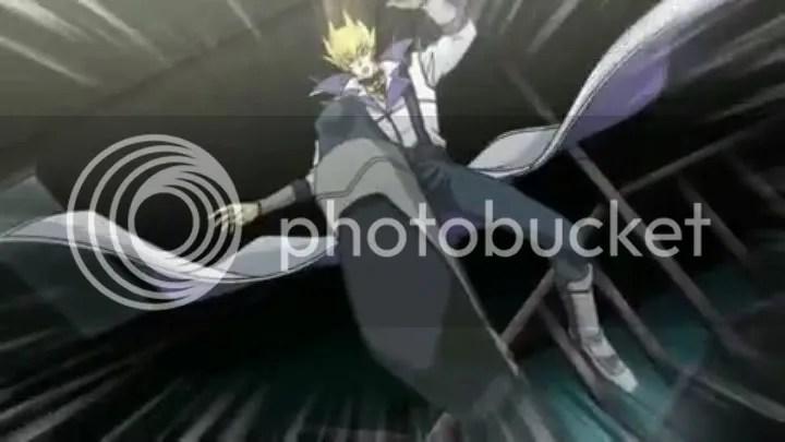 Atlas Kick!!