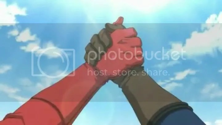 Yu-Ki Friendship... or United We Ride?