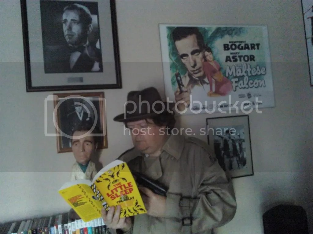 Bogie liked it, too.