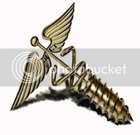 misc. medical screw