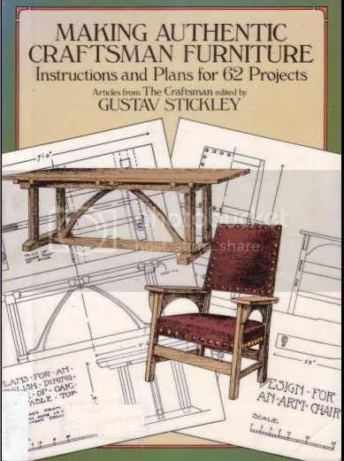 Craftsman furniture plans free woodworker magazine for Craftsman furniture plans