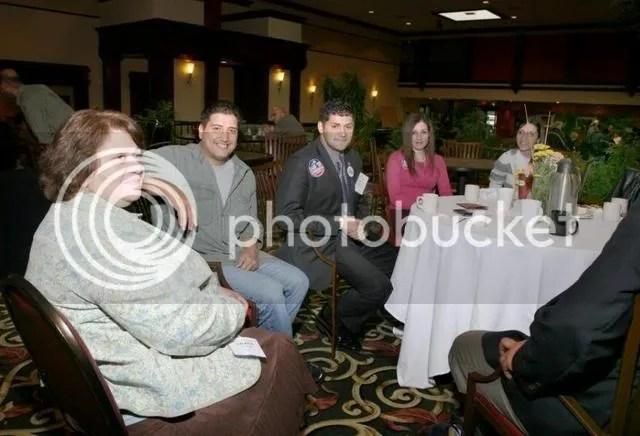 Sherine El-Abd, Jamal Baadani, Sam Rasoul