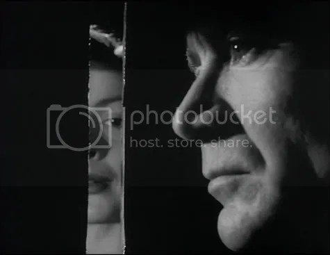 John Mills & Elizabeth Sellars playing a very dangerous and very Irish game in The Gentle Gunman.