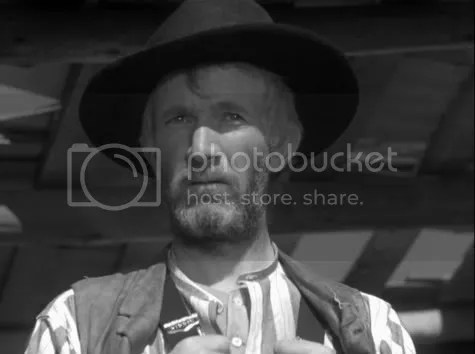 I am the law - Walter Brennan