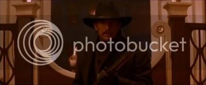 It all ends now! - Kevin Costner as Wyatt Earp.