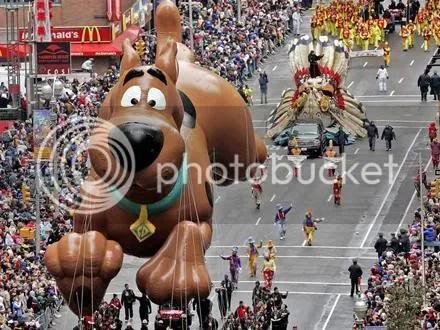 Scooby in Macy's
