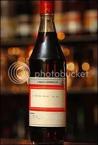 Garrafa de rum mais caro