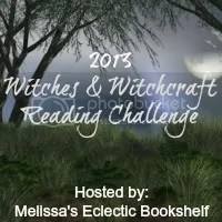 2013 Witches & Witchcraft Reading Challenge