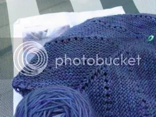 Bethuen shawl