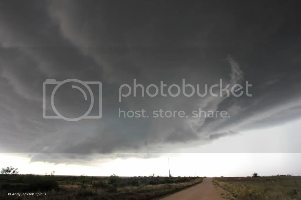 texas supercell