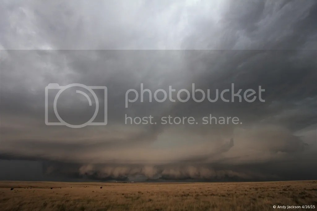 Tx Panhandle supercell