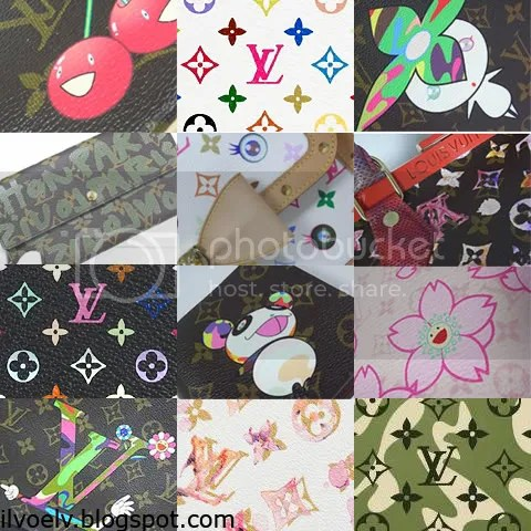 Louis Vuitton Monogram Canvas Variations