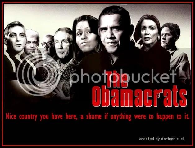 LtoR, Rahm Emanuel, Chris Dodd, Barney Frank, Harry Reid, Michelle Obama, Barack Obama, Nancy Pelosi, Tim Geitner