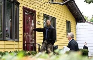 Obama Knocks