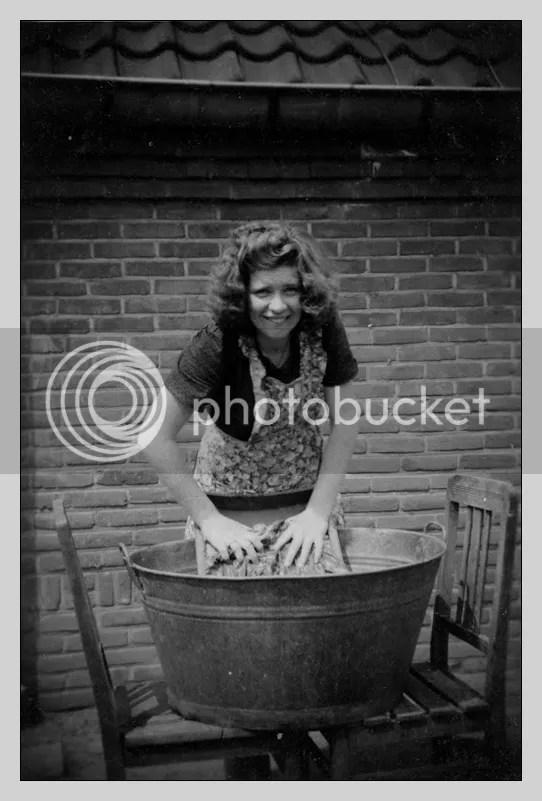 wassen in 1952