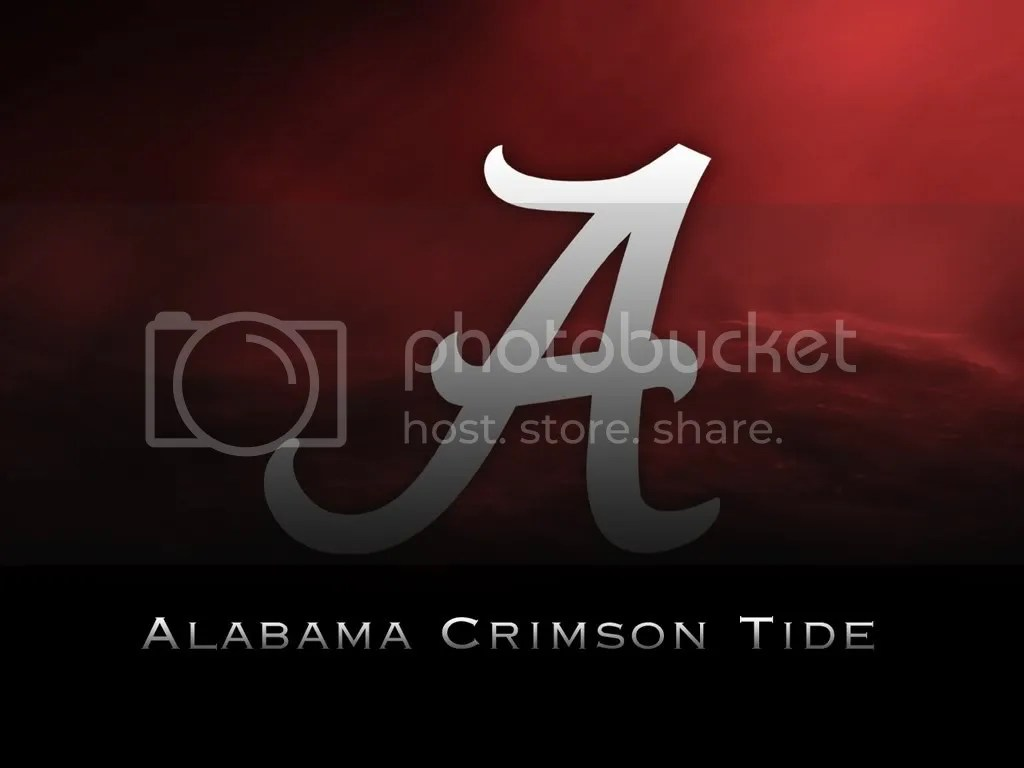 Alabama Crimson Tide Desktop Image