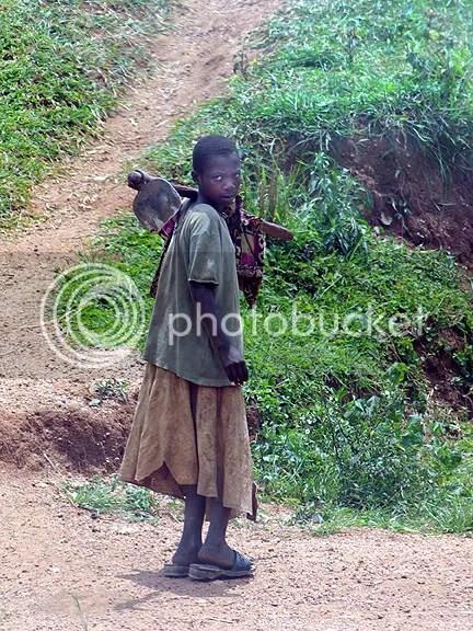 photo of girl working