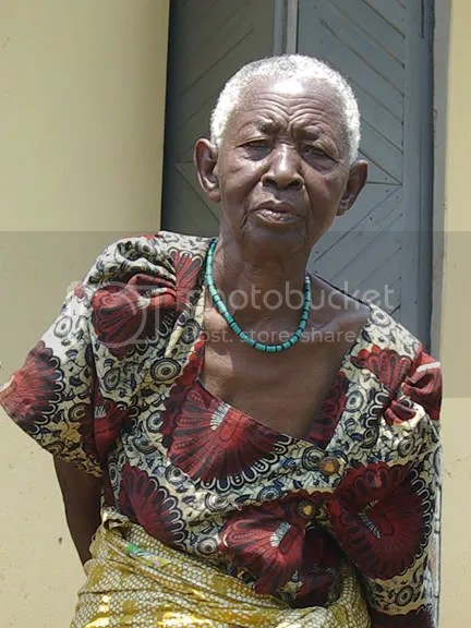 photo of grandmother