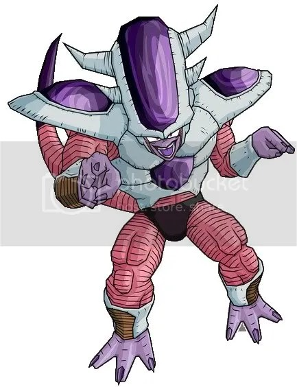 Frieza, Form 3