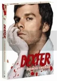 dexter em dvd
