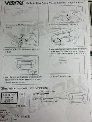 Mitsubishi Triton 2014 Radio Wiring Diagram