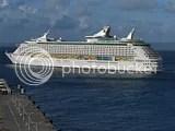 Royal Caribbean Explorer of the Seas.