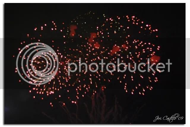 WPO Fireworks
