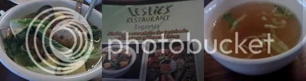 Bulalo at Leslies Restaurant in Tagaytay