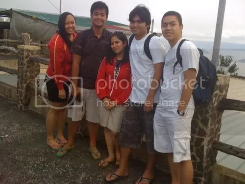 AA Backpackers in Tagaytay