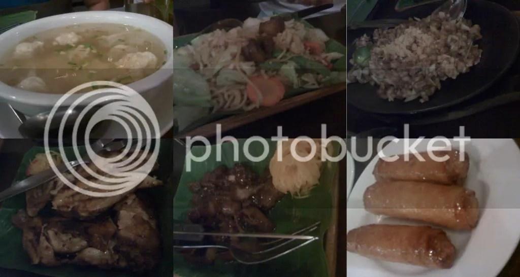 Jay-js Inasal Barkada Meal Set 2