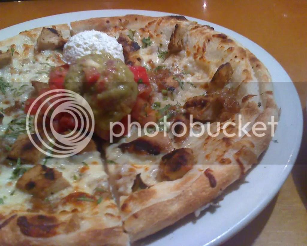 Sta. Fe Chicken Pizza