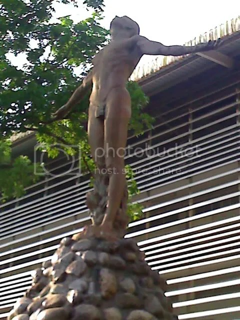 UP Visayas Oblation