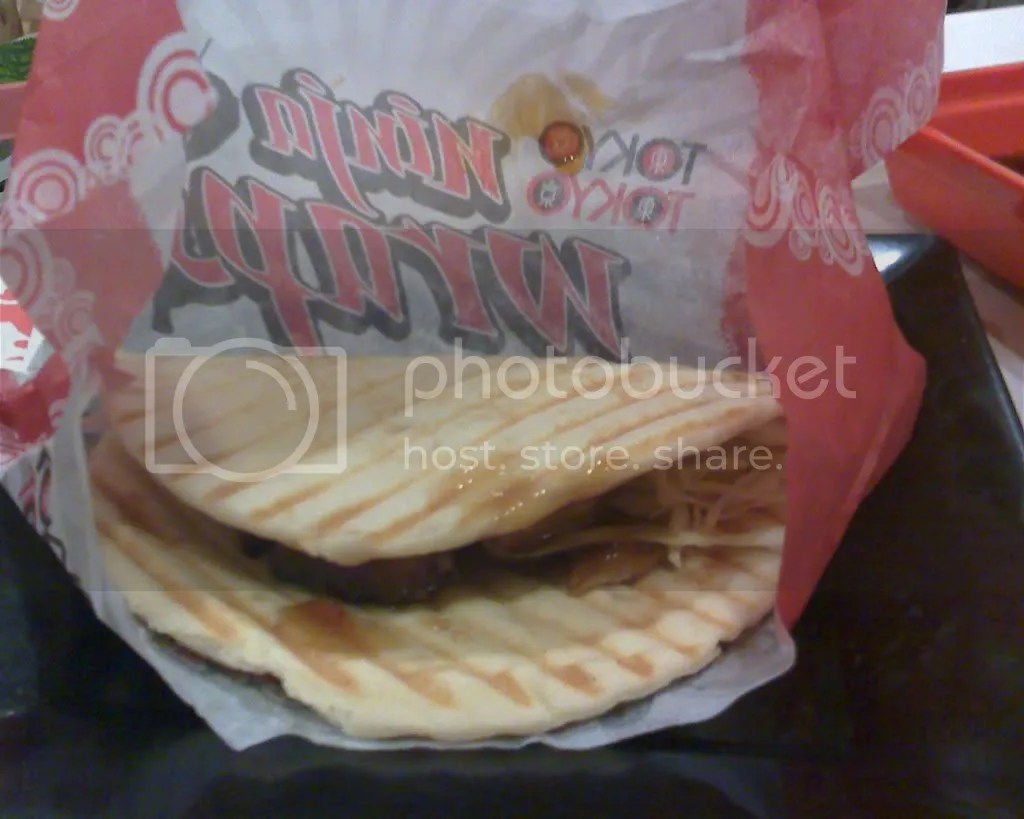 Chicken Ninja Wraps