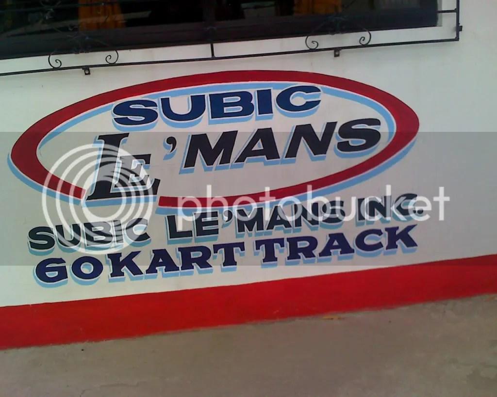 Le Mans Go Kart