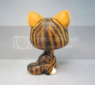 Littlest Pet Shop Custom Lil BUB