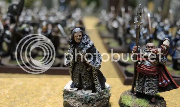 Denethor Steward of Gondor, Forlong the Fat