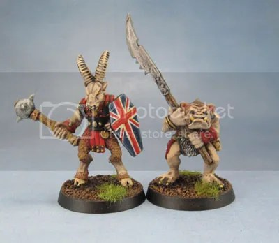 Oldhammer Jes Goodwin Realm of Chaos Beastmen