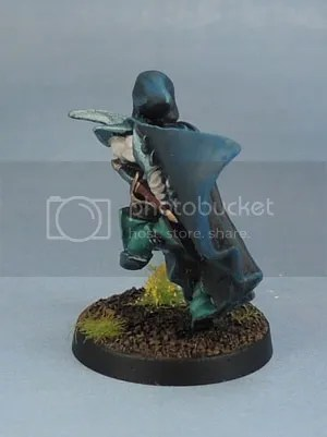WHFB 7th Edition Khainite Dark Elf Assassin #2