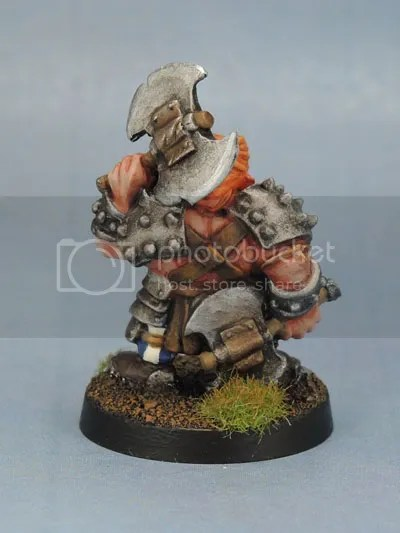 Stonehaven Dwarf Berserker