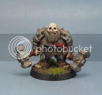 Stonehaven Undead Dwarf
