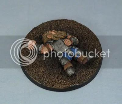 Stonehaven Unconscious Dwarf